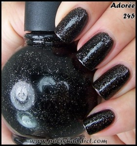 Adoree Galaxy Black #245