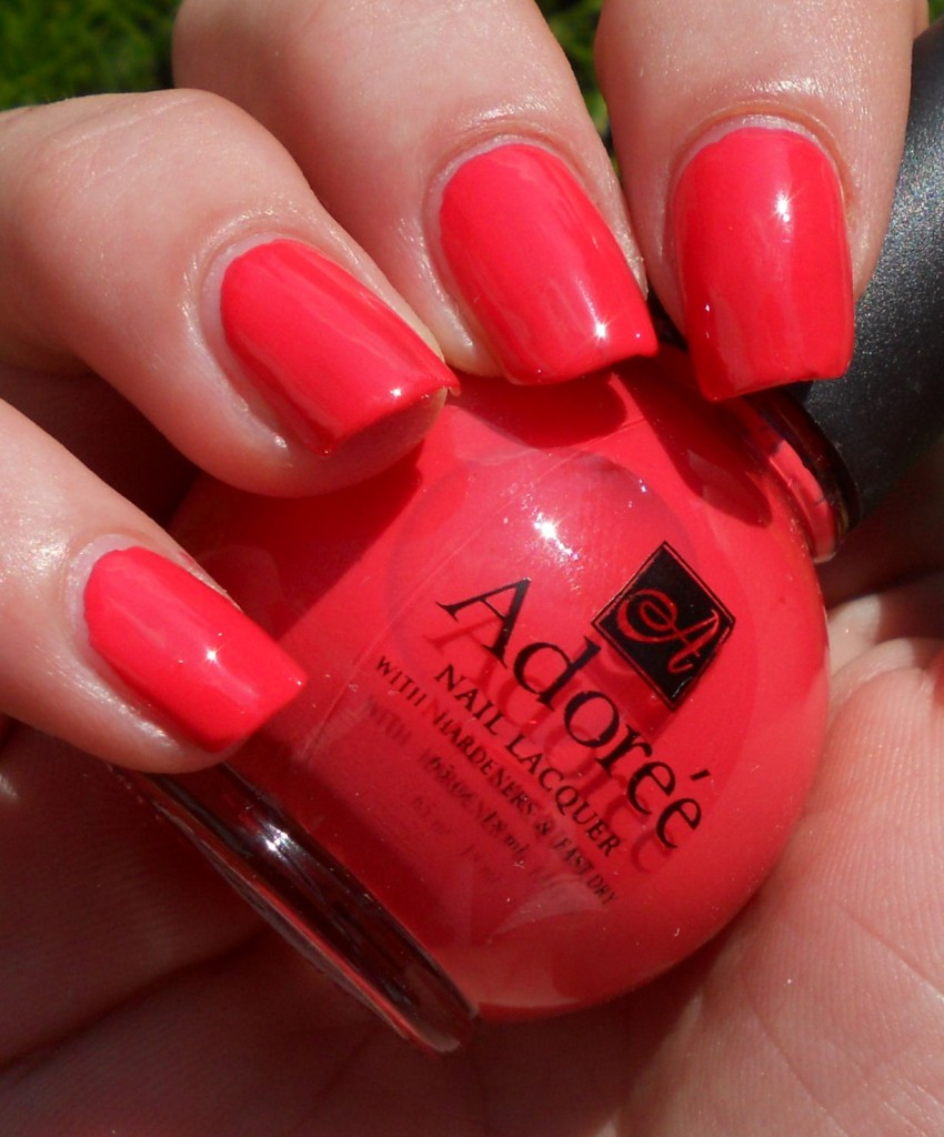 Prettyfulz Fall Nail Art Design 2011: Adoree Swatches For Summer
