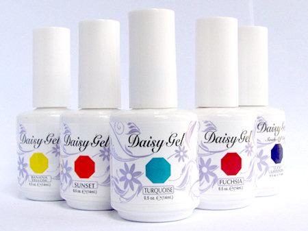 Daisy Gel Nail And Spa Direct Polish Lacquer Acrylics Liquids Dipping Powder Builder