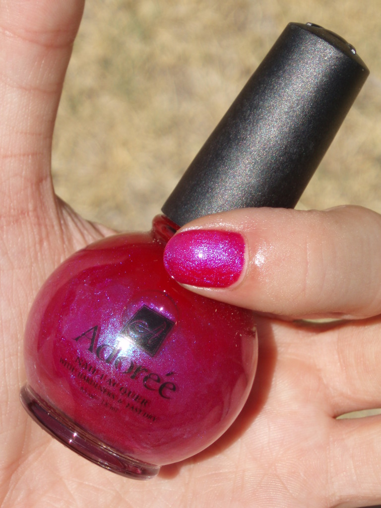 Adoree nail polish Dawns SKy #113