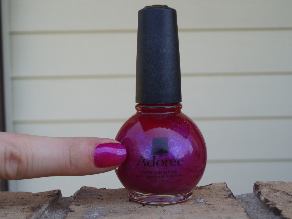 ADoree nail polish #113 Dawn SKy