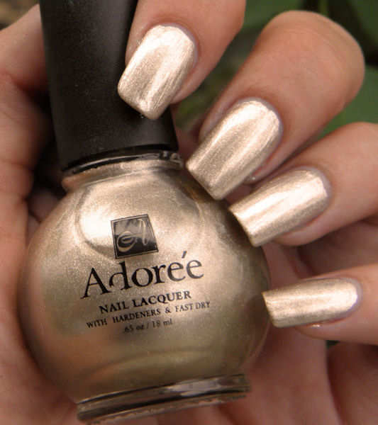 Nail Polish Colors Bronze: Adoree Nail Polish Swatches