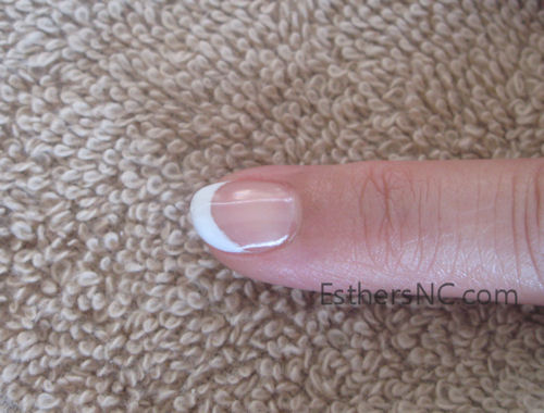 How To Apply Shellac Nail Polish Esther S Nail Corner