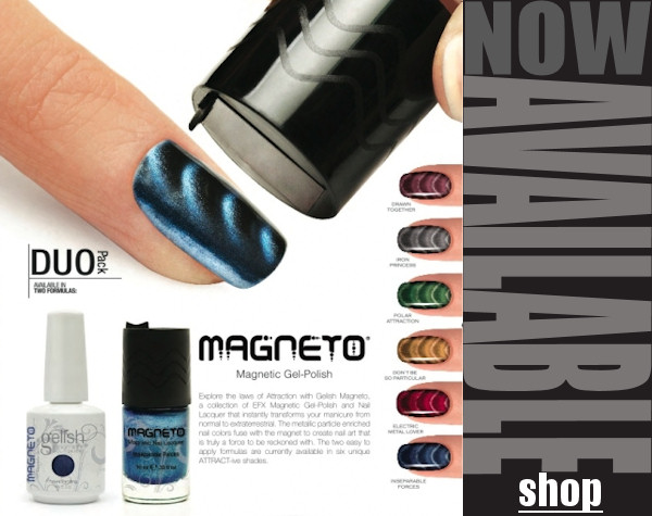 Gelish Magneto Gel Nail Polish