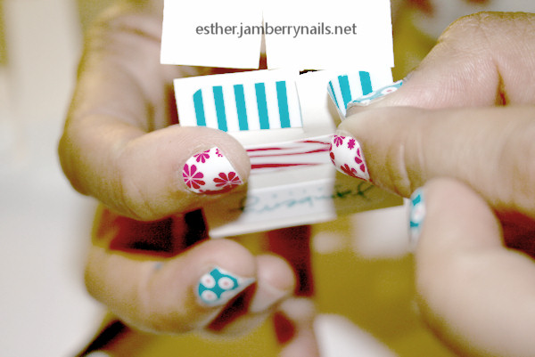 jamberry nails review cut and peel