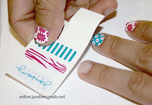 jamberry nails review select nail shield
