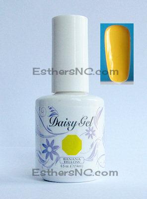 Yellow nail polish color for summer