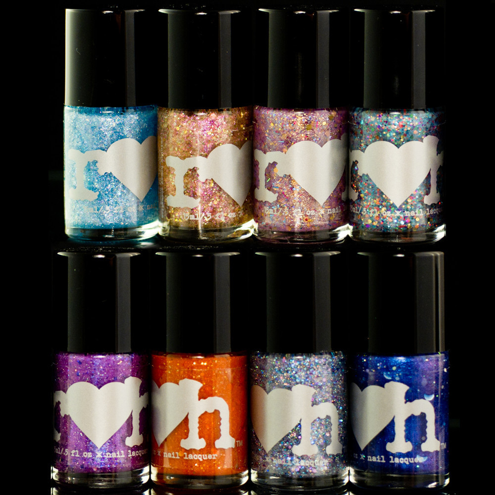 equestria collection rainbow honey nail polish