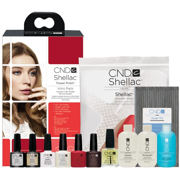 buy cnd shellac starter kit