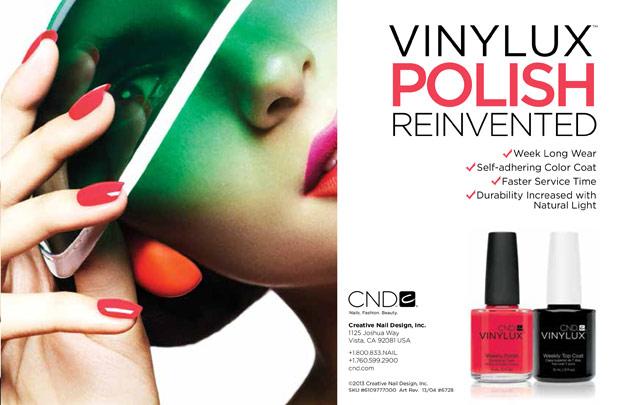 cnd vinylux nail polish