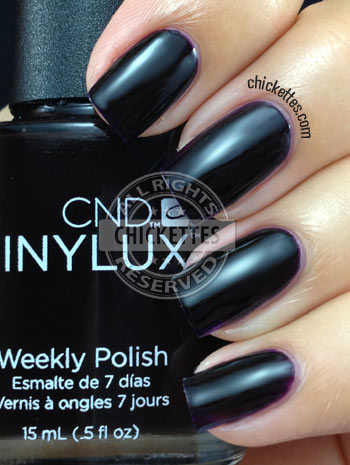 CND Vinylux Regally Yours