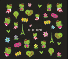 gid020-glow-hello-kitty-luminous-stickers