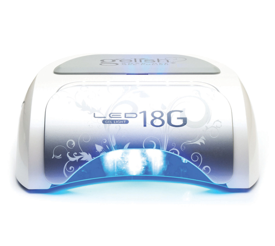 gelish 18g led lamp