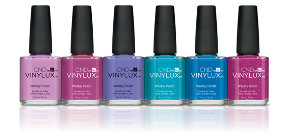 CND Vinylux Garden Muse Summer 2015 Collection