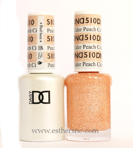 Daisy Gel Polish Peach Cider 510