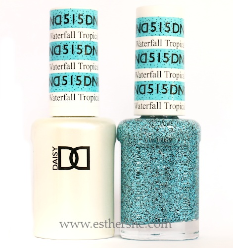 Daisy Gel Polish Tropical Waterfall 515