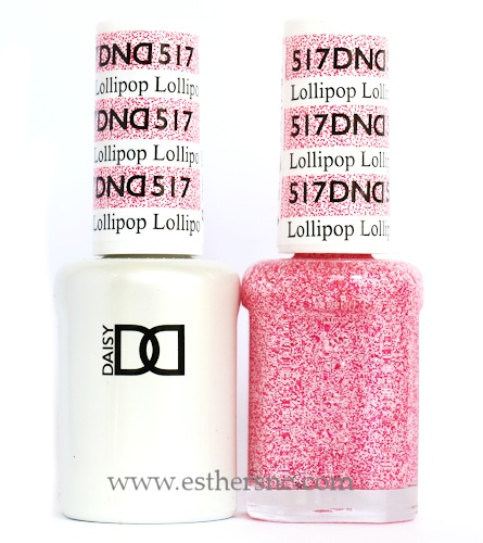 Daisy Gel Polish Lollipop 517