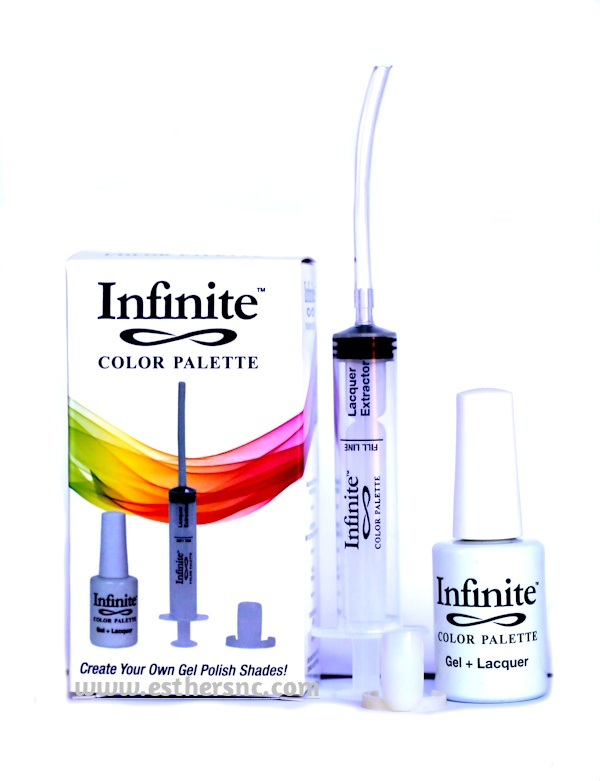 Infinite Gel Color Palette Kit