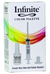 inifinite color palette kit