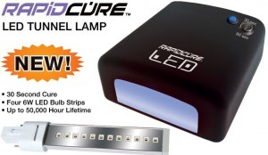 Rapidcure LED 24 Watt Tunnel Lamp