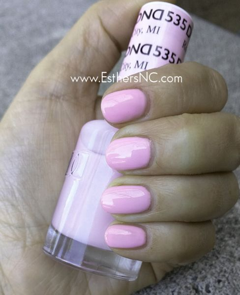 daisy dnd rose city gel polish