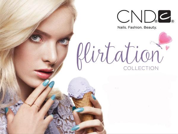 CND Flirtation Summer 2016 Collection