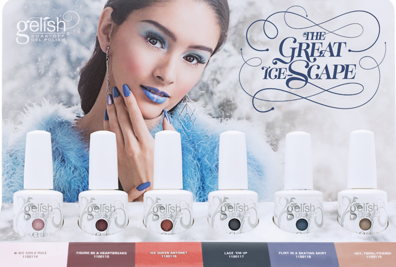 gelish the great icescape