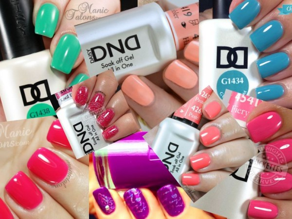 Summer Nail Beauty Picks Esther S Nail Corner