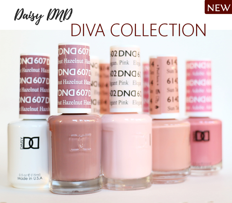 Sweet Diva Collection By Daisy Duo Esther S Nail Corner