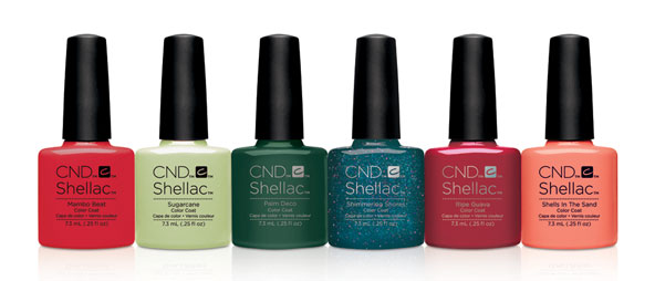 CNd shellac rhythm & heat